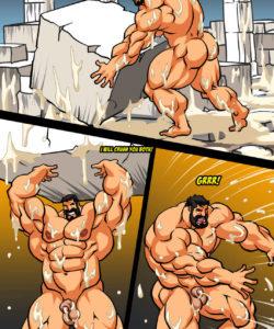 Hercules - Battle Of Strong Man 2 021 and Gay furries comics