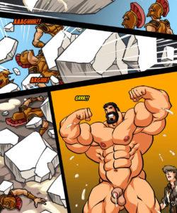 Hercules - Battle Of Strong Man 2 022 and Gay furries comics