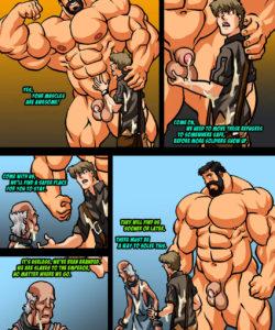 Hercules - Battle Of Strong Man 2 023 and Gay furries comics