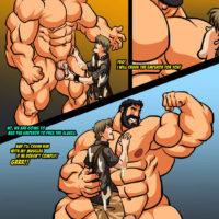 Hercules - Battle Of Strong Man 2 gay furry comic