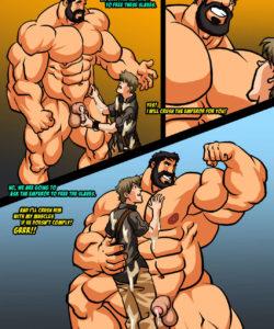 Hercules - Battle Of Strong Man 2 024 and Gay furries comics