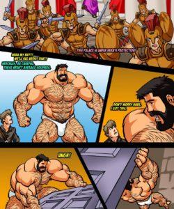 Hercules - Battle Of Strong Man 3 002 and Gay furries comics