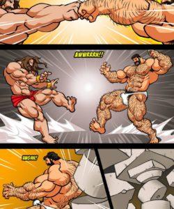 Hercules - Battle Of Strong Man 3 011 and Gay furries comics