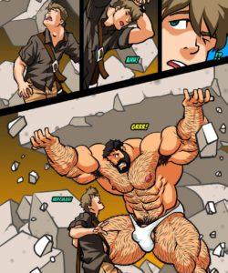 Hercules - Battle Of Strong Man 3 012 and Gay furries comics
