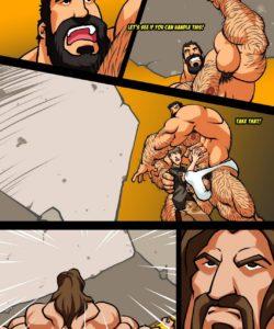 Hercules - Battle Of Strong Man 3 014 and Gay furries comics