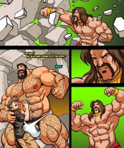 Hercules - Battle Of Strong Man 3 015 and Gay furries comics