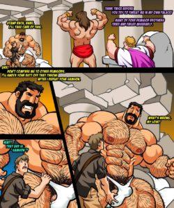 Hercules - Battle Of Strong Man 3 016 and Gay furries comics