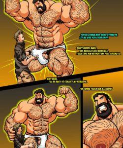 Hercules - Battle Of Strong Man 3 017 and Gay furries comics