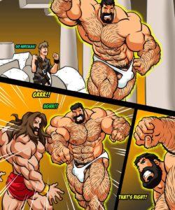 Hercules - Battle Of Strong Man 3 018 and Gay furries comics