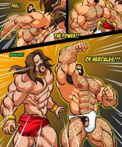 Hercules - Battle Of Strong Man 3 019 and Gay furries comics