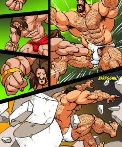 Hercules - Battle Of Strong Man 3 020 and Gay furries comics