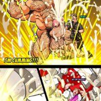 Hercules - Battle Of Strong Man 3 gay furry comic