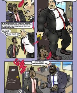 I Hate Mondays! 003 and Gay furries comics