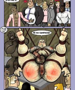 I Hate Mondays! 009 and Gay furries comics
