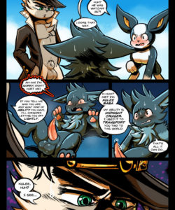 Iggy's Otherworldly Revenge 013 and Gay furries comics