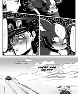 Iggy's Otherworldly Revenge 018 and Gay furries comics