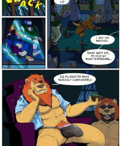 Last Resorts 004 and Gay furries comics