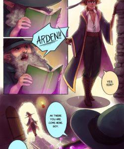 Love Potion 002 and Gay furries comics