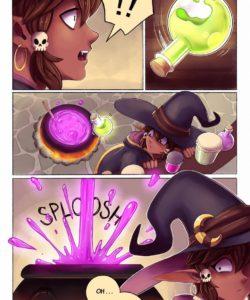 Love Potion 006 and Gay furries comics
