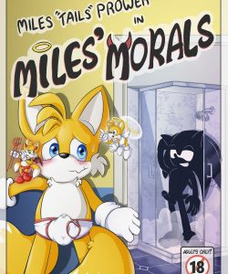 Miles' Morals 001 and Gay furries comics