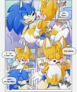 Miles' Morals 032 and Gay furries comics