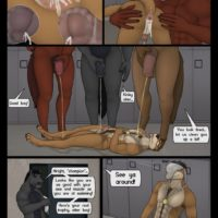 More Than Gold gay furry comic