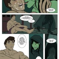 My Prince gay furry comic