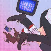 Need You Tonight gay furry comic