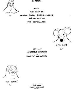 No Pain No Gain! 002 and Gay furries comics