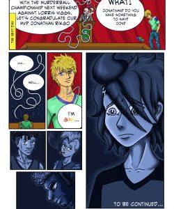 Noodles 1 007 and Gay furries comics