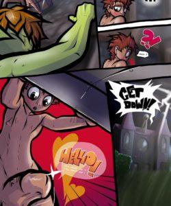 Ortie 1 gay furry comic