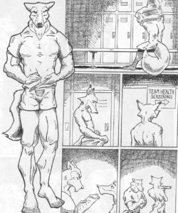 Personal Training 002 and Gay furries comics