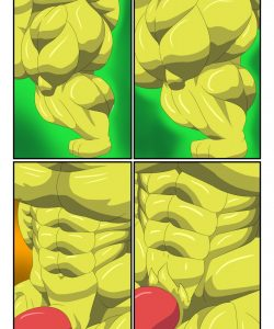 Pikachu Muscle Evolution 006 and Gay furries comics