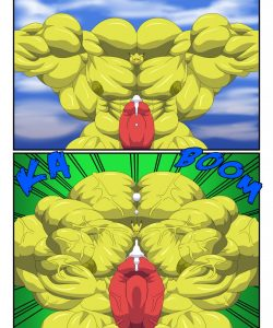 Pikachu Muscle Evolution 011 and Gay furries comics