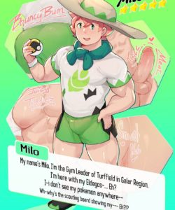 Pokemon MasterSEX – Milo gay furry comic