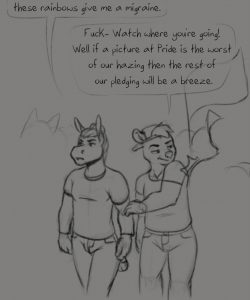 Pride Before The Photo 001 and Gay furries comics