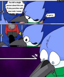 R+18ular Show 008 and Gay furries comics