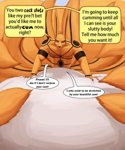 Real Power 027 and Gay furries comics