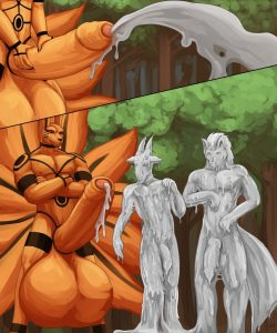 Real Power 036 and Gay furries comics