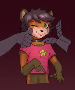 Red Panda 006 and Gay furries comics