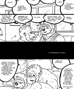 Rough Beasts 1 007 and Gay furries comics