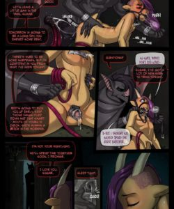 Scattered 2 gay furry comic