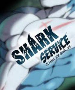 Shark Service 001 and Gay furries comics