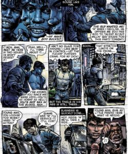 Slaves To Lust 005 and Gay furries comics