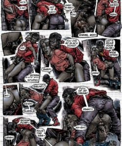 Slaves To Lust 015 and Gay furries comics
