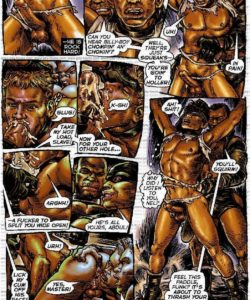 Slaves To Lust 022 and Gay furries comics
