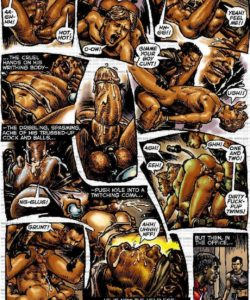 Slaves To Lust 029 and Gay furries comics