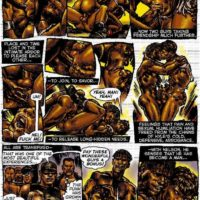 Slaves To Lust gay furry comic