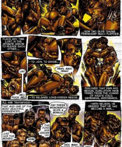 Slaves To Lust 031 and Gay furries comics