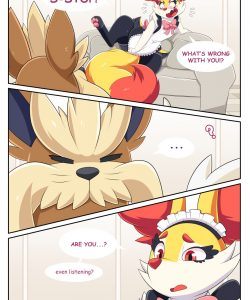 Special Services 1 015 and Gay furries comics